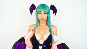 Morrigan Aensland by Alliecat93088