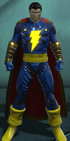 Captain Marvel Jr. (DC Universe Online) by Macgyver75