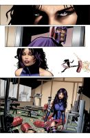 Uncanny X-men 8 by GURU-eFX