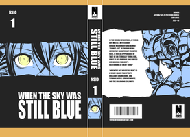 When the Sky was still Blue Vol 1. Cover by Nsio