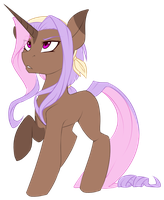 Unnamed child of Penny and Noara by HarmoniousRain
