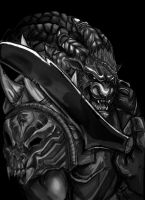 You have a Warriors Heart..I think I'll TAKE IT by Corrupt-Jarvan-V