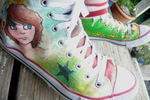 Shoes by iscaylis