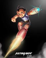 Astro Boy by holyghost13th