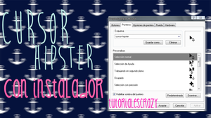 Cursor Hipster by tutorialescrazy