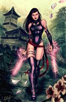 Psylocke! by Bella-Rachlin