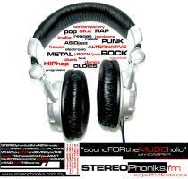 stereoPHONIKS.fm by LouieHitman