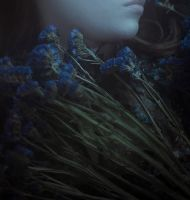 something restful about Death by laura-makabresku