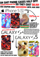 SWEET ASS CRACKERS PHONE CASE SALE THEY LIKE 8.50 by Slugbox