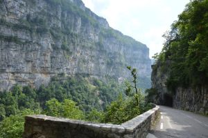 Old road tunnel in Massif of Vercors 3 by A1Z2E3R