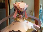 Diancie Papercraft view2 by giden445
