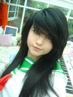+Updated Kagome Cosplay+ by Eyarnasdarkflower