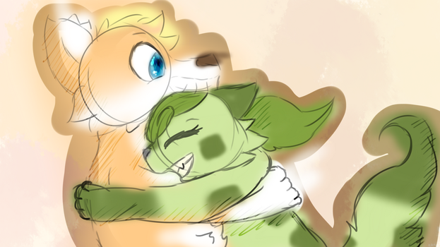 I love you idiot by Timska