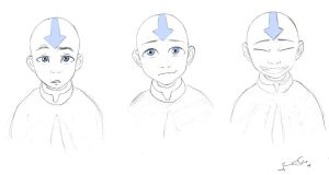 dd The Last Airbender by mrTwisby
