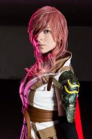 Lightning Cosplay - Strong side of me by Kawaii-Kioko