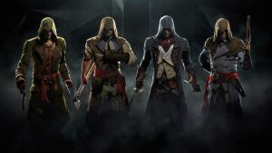 Assassins-creed-unity by MrDeathXV
