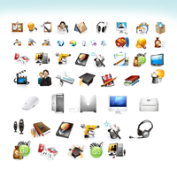 icon collection old by webdesigner1921