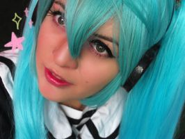 Hatsune Miku School Days by Omegaloids