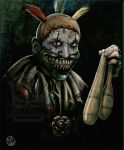 Twisty the Clown by PsychoSlaughterman