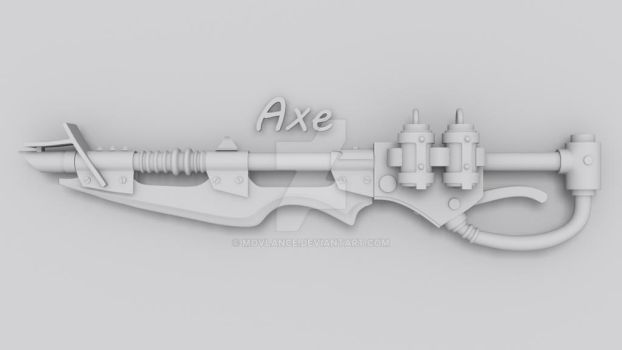 Axe final model by Movlance
