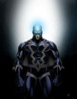 BlackBolt by JeffieB