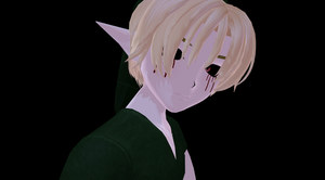 BEN DROWNED W.I.P by TotodileDash