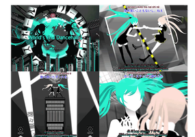 Vocaloid World's End Dance Hall Gifs by MiAmoure