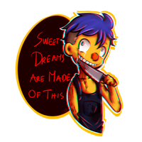 [DHMIS] Who am I to disagree by XxkaibutsukoxX