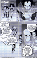 DBZ AU - Misunderstood: Chapter 1 Pg10 by longlovevegeta