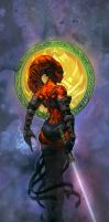 Star Wars: Darth Talon by TereseNielsen