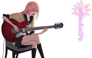 Vocaloid - Megurine Luka render HD by xshawolviVIPx