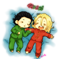 THORKI: sleeping by invaderk8