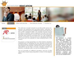 Achoievers education site by sidath