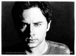 Zach Braff by Cerzus69