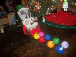 And Eight Tiney Raindeer by boomer-anonymous