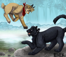 POUNCE by That-CrazyCat