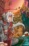 Jiraiya - the traveling dreamer by Johnny-Tran