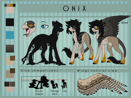 [OC] Onix Reference by silent-umbra