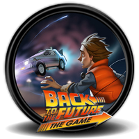 Back To The Future The Game by Komic-Graphics