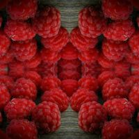 Wallpaper Raspberries by lookforart