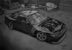 Silvia S13 by VictoR38