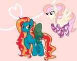 actually the cutest pones by princess-madeleine