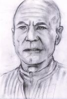 Picard from First Contact by Fighter4luv