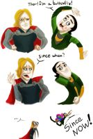 Since when?.. by arthorde