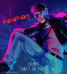 Kung Fury by looklooklookitabook