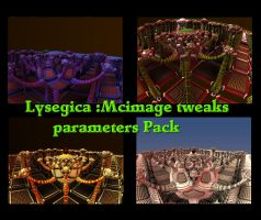 Mcimage Tweaks Parameters Pack by PhotoComix2
