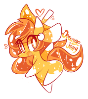 Orange Jelly by MACKINN7