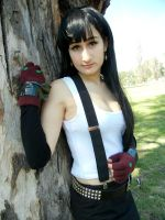 Tifa Lockhart cosplay by Rii-Ruu