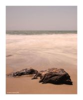 Lone Rock by Kernow-Photography
