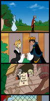 ON Parody: The Swan Princess by Toxxic-Vixen